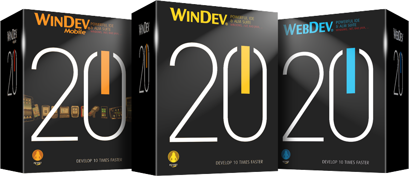 packages windev webdev windev mobile